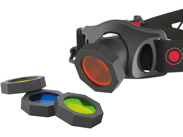 Led Lenser Color Filter Set 35mm, black